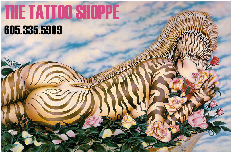 The Tattoo Shoppe